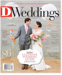 D Weddings Winter 2014 issue is on newsstands now