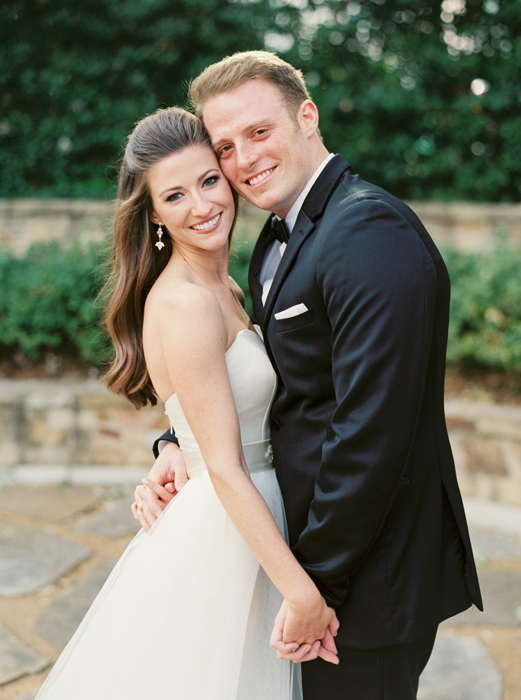 Greg McElory and Meredith Gray married
