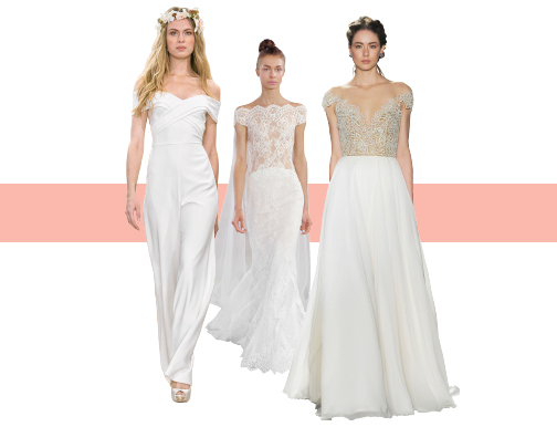 off-the-shoulder-wedding-dresses