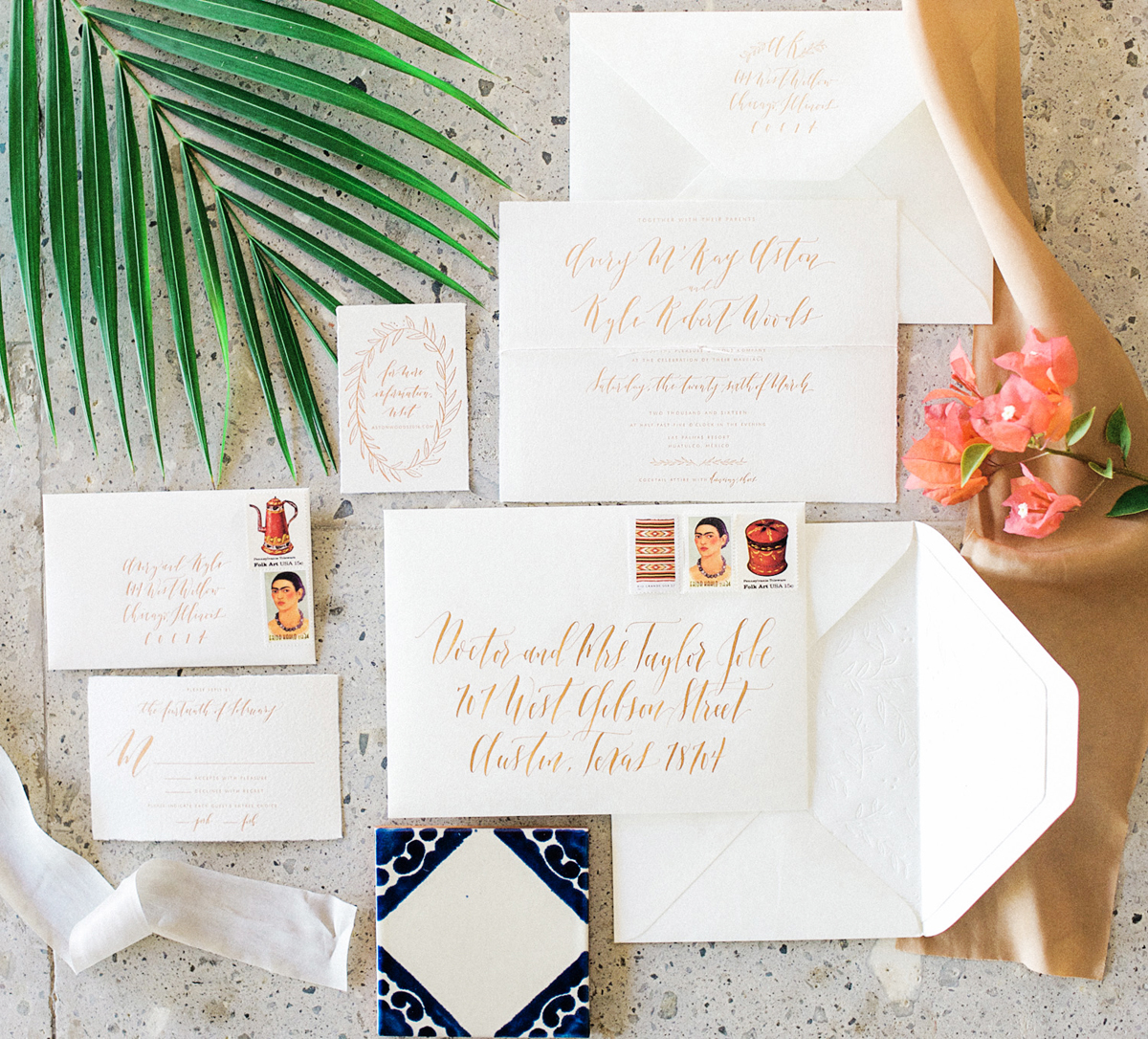How To Properly Address Your Wedding Invitations