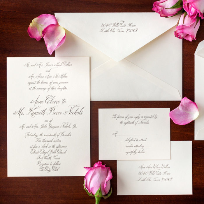Stationery & Calligraphy