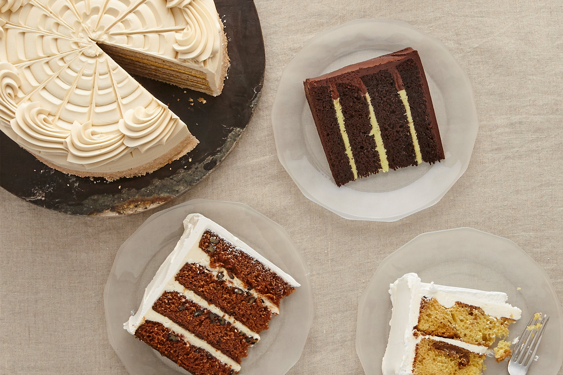 Wedding Cake Flavors.Autumnal Cake Flavors For Your Fall Wedding