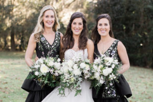 Bridesmaids that stand out